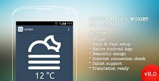 weather apps free android free android source codes weather app for android free android