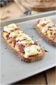 cuisine du soir 18 best tartines bruschettas images on croque monsieur