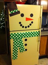 Some Christmas Decorations - a super simple way to brighten your kitchen with some christmas