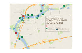 Dayton Map 2017 International Trails Symposium Dayton Area Trails