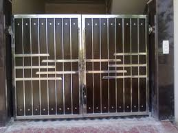 contemporary industrial design steel gate designs latest iron pipe