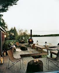25 awesome rustic decks that offer a tranquil escape