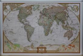 World Map Poster Large Incredible World Map Poster National Geographic And Creative Ideas