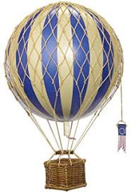 air balloon home decor authentic models floating
