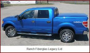 ranch fiberglass manufactures two truck bed covers the legacy and