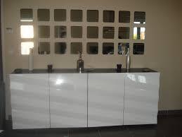 Buffet blanc laque but Solutions pour la décoration intérieure