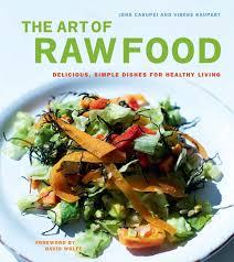 book review u2013 the art of raw food balanced grettie