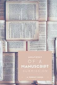 cover letter publication submission anatomy of a manuscript submission katie lewis