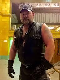 smoke fan for cigars leather uniform boots fan men daddy fkknhell