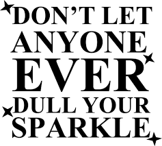 dull your sparkle cute kids decor vinyl wall decal quote sticker dull your sparkle cute kids decor vinyl wall decal quote sticker inspiration on wall decal sticker