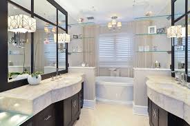 Floating Cabinets Bathroom Marble Floating Shelves Bathroom Traditional With Natural Stone
