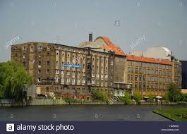 germany berlin spree bow house facades old building capital