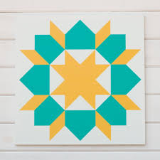 Barn Quilts For Sale Garden View Modern All Weather Barn Quilt U2013 Put A Quilt On It