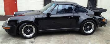 porsche 911 930 for sale black black 1987 porsche 911 turbo 930 for sale pelican parts