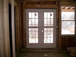exterior basement doors home design