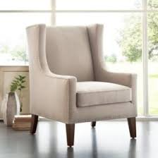 darby home co steelton button tufted wingback chair u0026 reviews wing