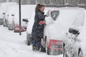 last month s winter storms deprived cost councils nearly 5m in