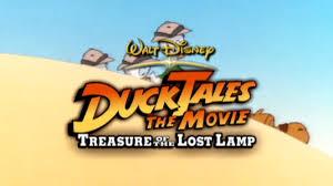 ducktales ducktales the movie treasure of the lost lamp