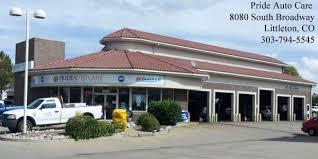littleton highlands ranch auto service center pride auto care