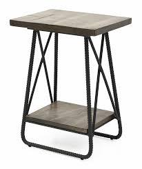 soho chairside table weir u0027s furniture