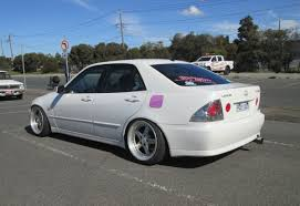 lexus altezza modified car show classics toyota australia u2013 marking the end of an era