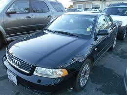 2001 audi a4 1 8t 2001 audi a4 awd 1 8t quattro 4dr sedan in san jose ca s