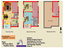 Duplex House Plans 1000 Sq Ft Duplex House Floor Plans In Chennai
