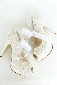 wedding shoes white stepping out in the best wedding shoes modwedding