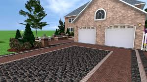 3d Home Design And Landscape Software by Uvision 3d Landscape Creator Unilock