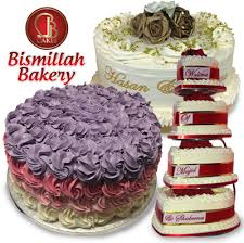 bismillah bakery specialists in fresh cream cakes for all