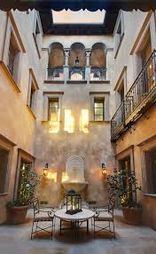 Italian Interiors Italian Villa Internal U0026 Covered Courtyard Gorgeous