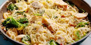 pasta recepies best lemon butter chicken pasta recipe how to make lemon butter