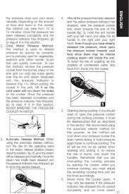 english fagor rapid express pressure cooker user s manual pdf