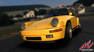porsche ruf yellowbird ruf ctr yellowbird available now assetto corsa