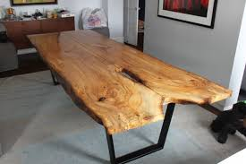 Elm Dining Table Elm Dining Table City Bench