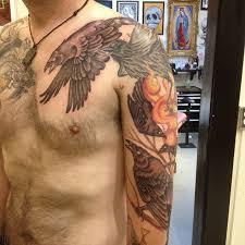 san francisco bay area tattoo artist victor trujillo tattoos