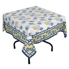 tablecloth for 54x54 table indian table cloth square 54 x 54 inches floral cotton home decor