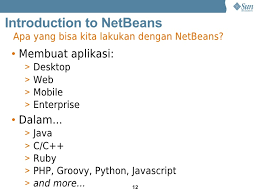 membuat web php dengan netbeans introduction to netbeans ide