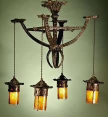 Chandeliers Craftsman Style 367 Best Craftsman Lighting Images On Pinterest Craftsman