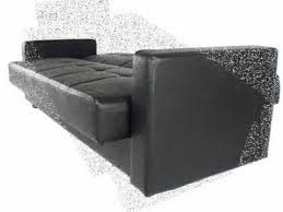 Montana Sofa Bed Montana Faux Leather Sofa Bed With Storage