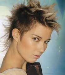 thin fine spiked hair 70 pretty short spiky hairstyles