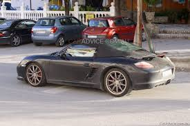 2010 porsche boxster 2010 porsche boxster speedster spied photos 1 of 5