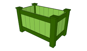 Wood Planter Box Plans Free by Raised Planter Box Plans Myoutdoorplans Free Woodworking Plans