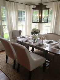 Dining Room Curtains Ideas by Modern Dining Room Curtains Modern Dining Room Design And Elegant