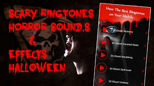 background halloween sounds ghost sounds horror ringtone android apps on google play