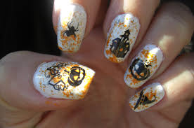 halloween nails easy halloween nail art designs cool nails