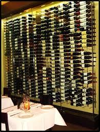 commercial wine racks added in restaurants in baltimore custom