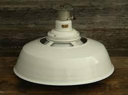 Vintage Barn Lighting Fixtures Vintage Appleton Industrial Gas Station Or Barn Light W Glass Globe