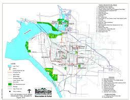 Lake Merritt Map Recreation U0026 Parks Russellville Ar Official Website