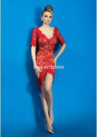 aliexpress com buy elegant v neck half sleeves sparkly black